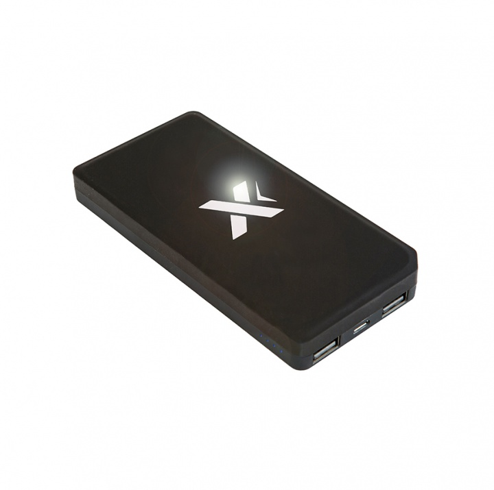 P25 - double slim powerbank