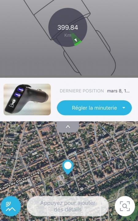 V11 - car tracker