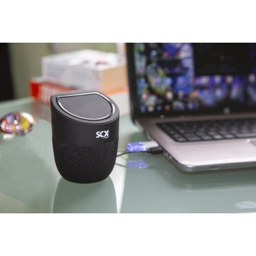 S45 - wireless charging speaker