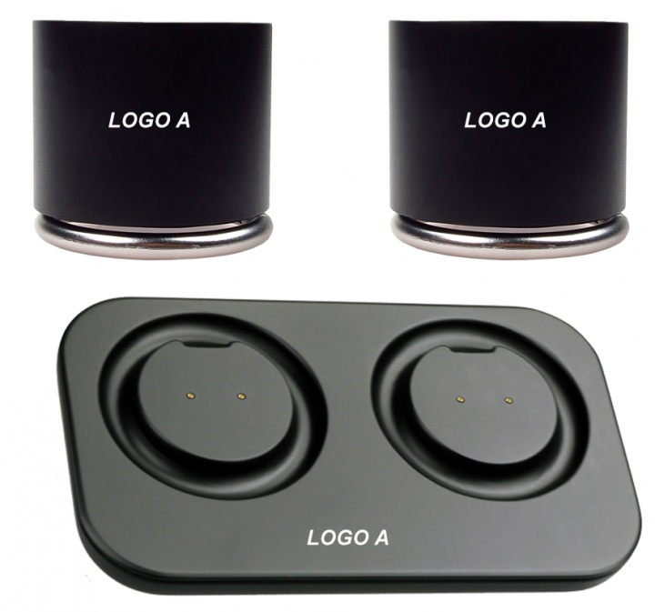 S40 - dual stereo speaker station