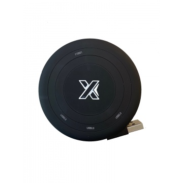 H16 - wireless charger & 4 Hub 2.0
