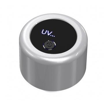 D15 - vacuum bottle with UV-C sterilizer